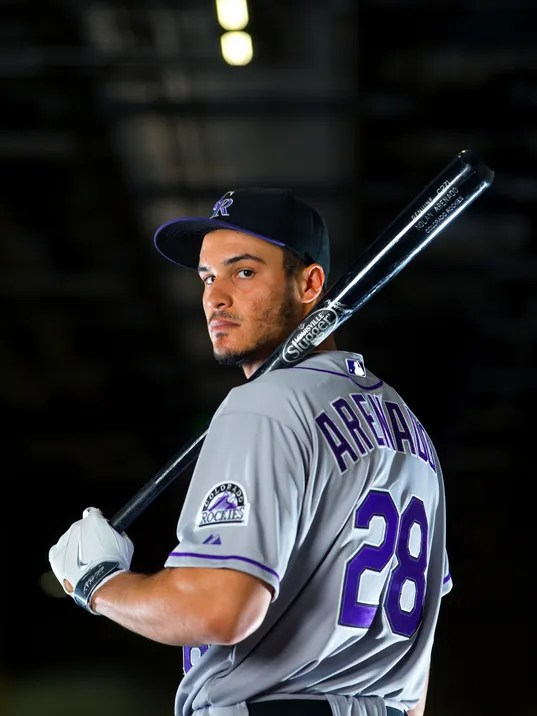 Derek Jeter Wallpaper Quotes Nolan Arenado Fulfilling What Many With Rockies Expected