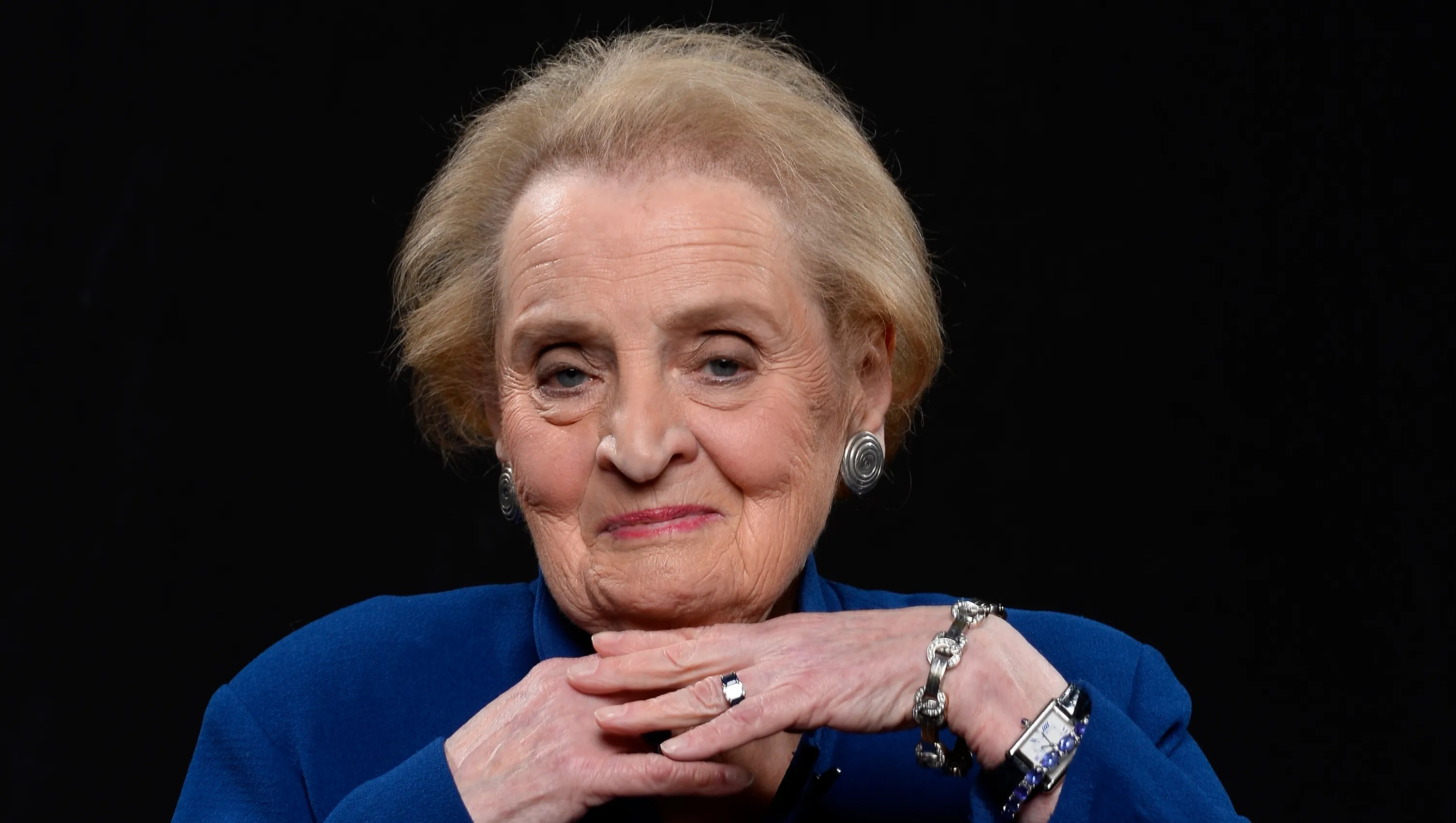 The Life Of Madeleine Albright The First Female Secretary