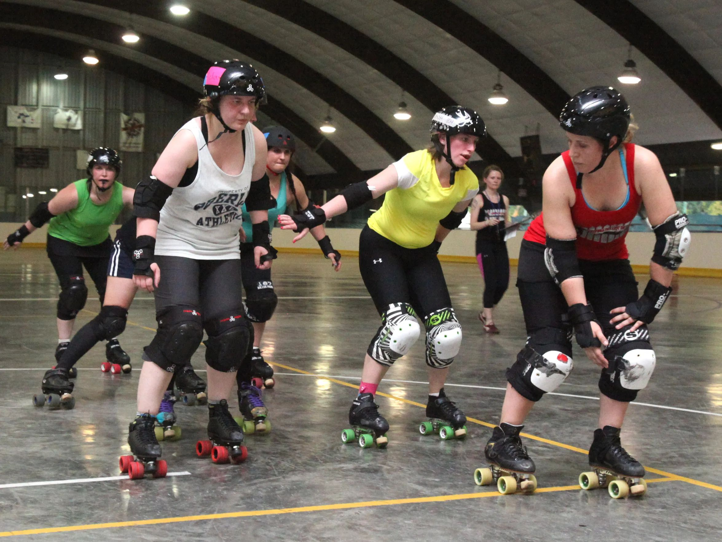 Suburbia roller derby will hold tryouts on sept 14