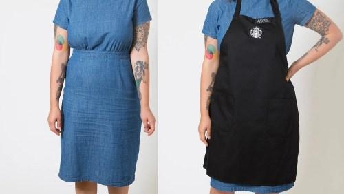 Fulgurant Starbucks Allows Pink Fedoras Under New Dress Code Starbucks Dress Code Change Starbucks Dress Code Colors