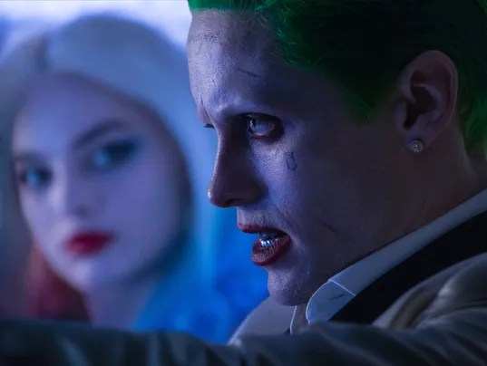 Jared Leto Quote Wallpaper Joker And Harley Truly Madly A Suicide Squad Power Couple