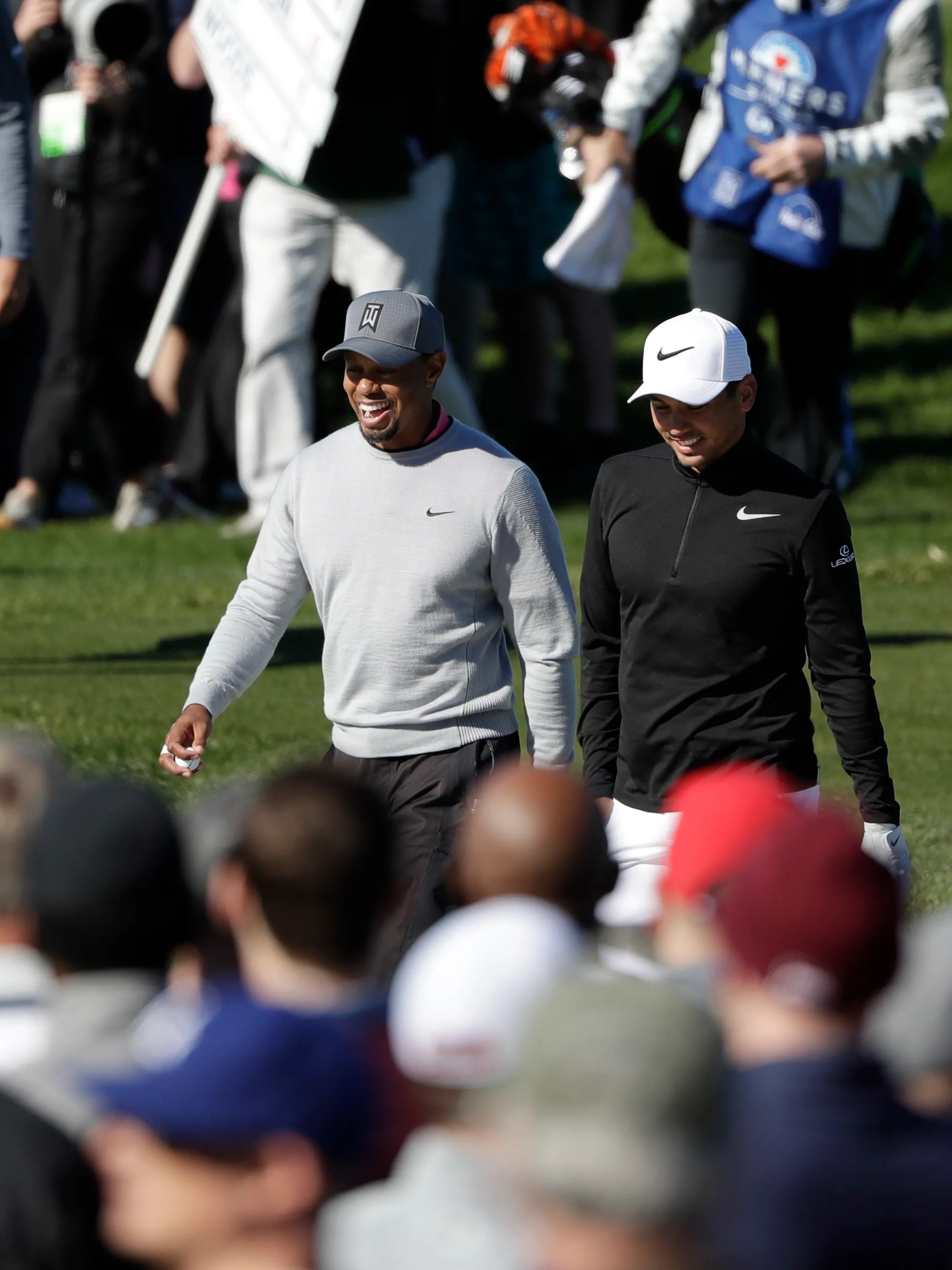 tiger woods today's tournament round 3