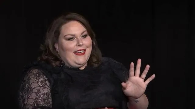 Fans think Chrissy Metz is Kate Pearson
