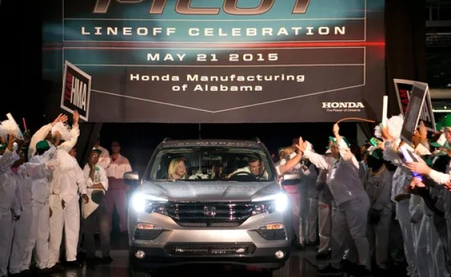 Honda To Lead Detroit 3 Hold Own Based On New Products Through 2019
