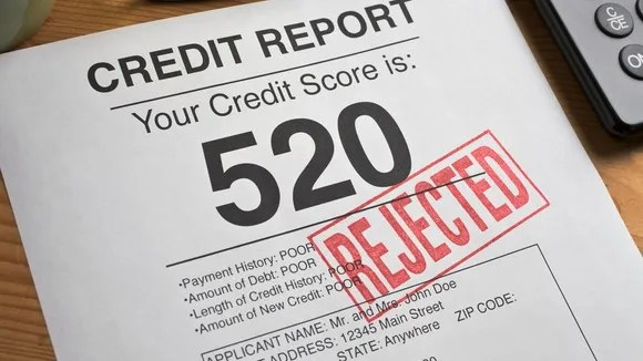 You can cut debt with bad credit