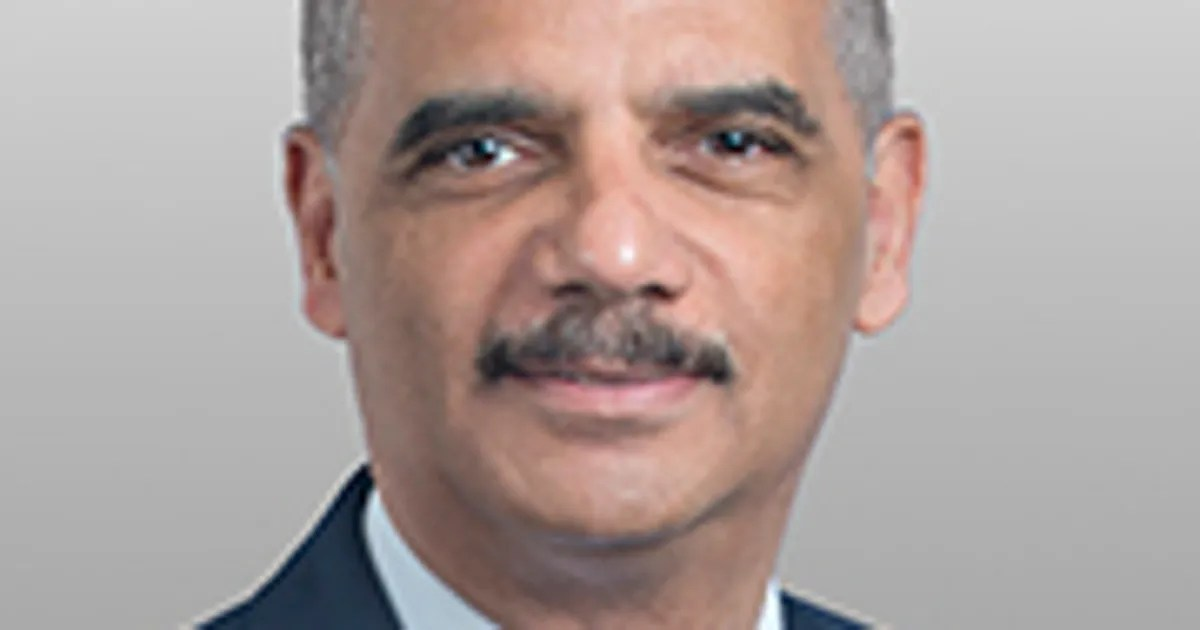 Former AG Holder returning to private law practice