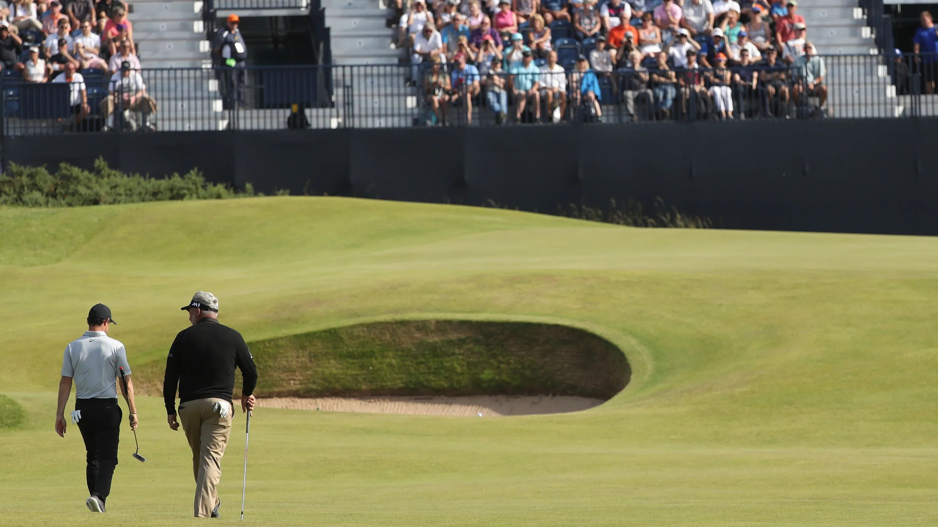 results of the 2017 british open golf tournament