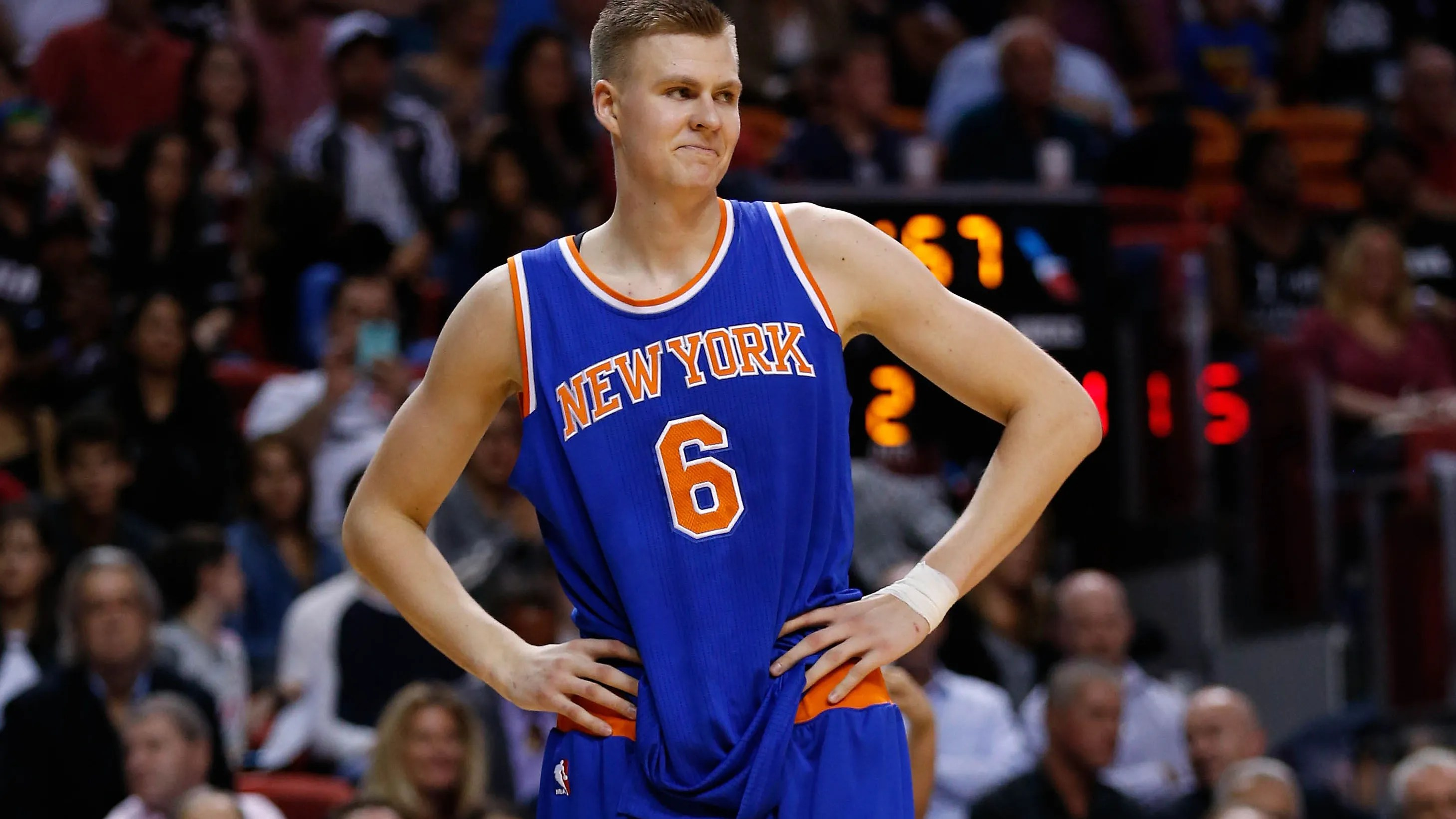 New York Knicks Are Long Term Losers After Kristaps