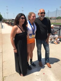 SEC track and field: Tennessee's Stamatia Scarvelis wins ...