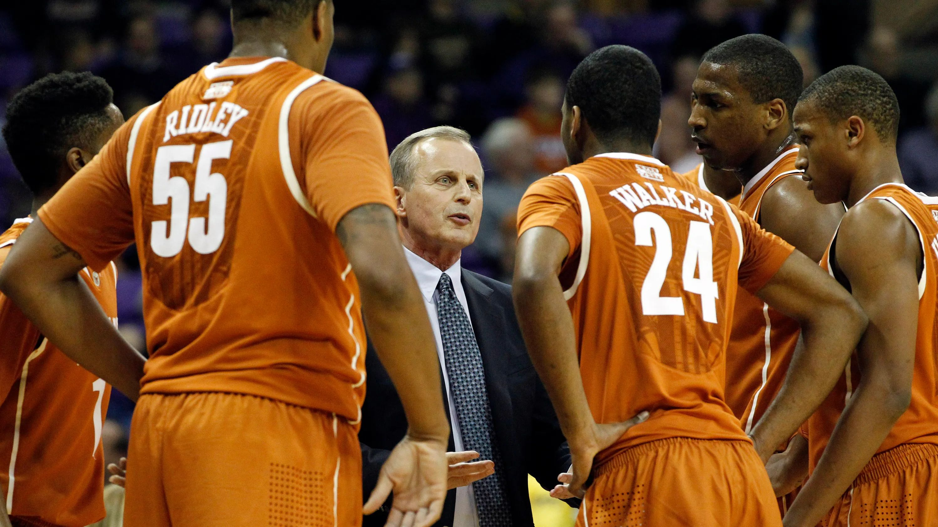 The revival of texas basketball and coach rick barnes