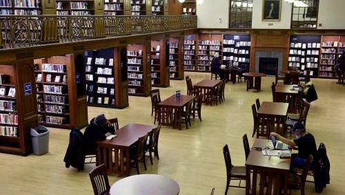 Medium Of Meadville Public Library