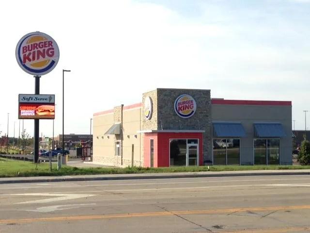 Comings  Goings Burger King opens