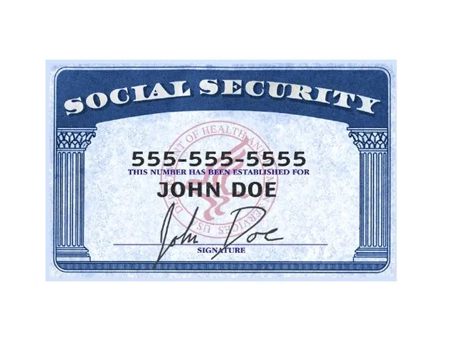 Social Security has new online option for lost tax form - social security form