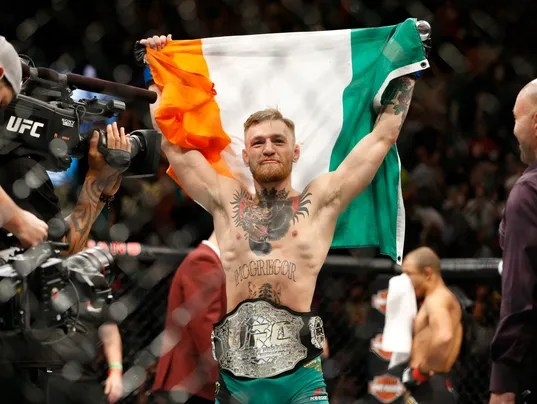 Floyd Mayweather Quotes Wallpaper Conor Mcgregor S Ufc 194 Win Sparked Irish Party Of All