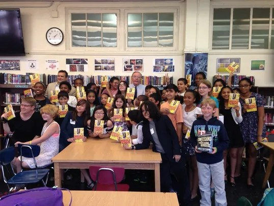 Middle School Nyc Doe Httpschoolsnycgovchoicesenrollmentmiddledefaulthtm James Patterson Encourages Children To Read