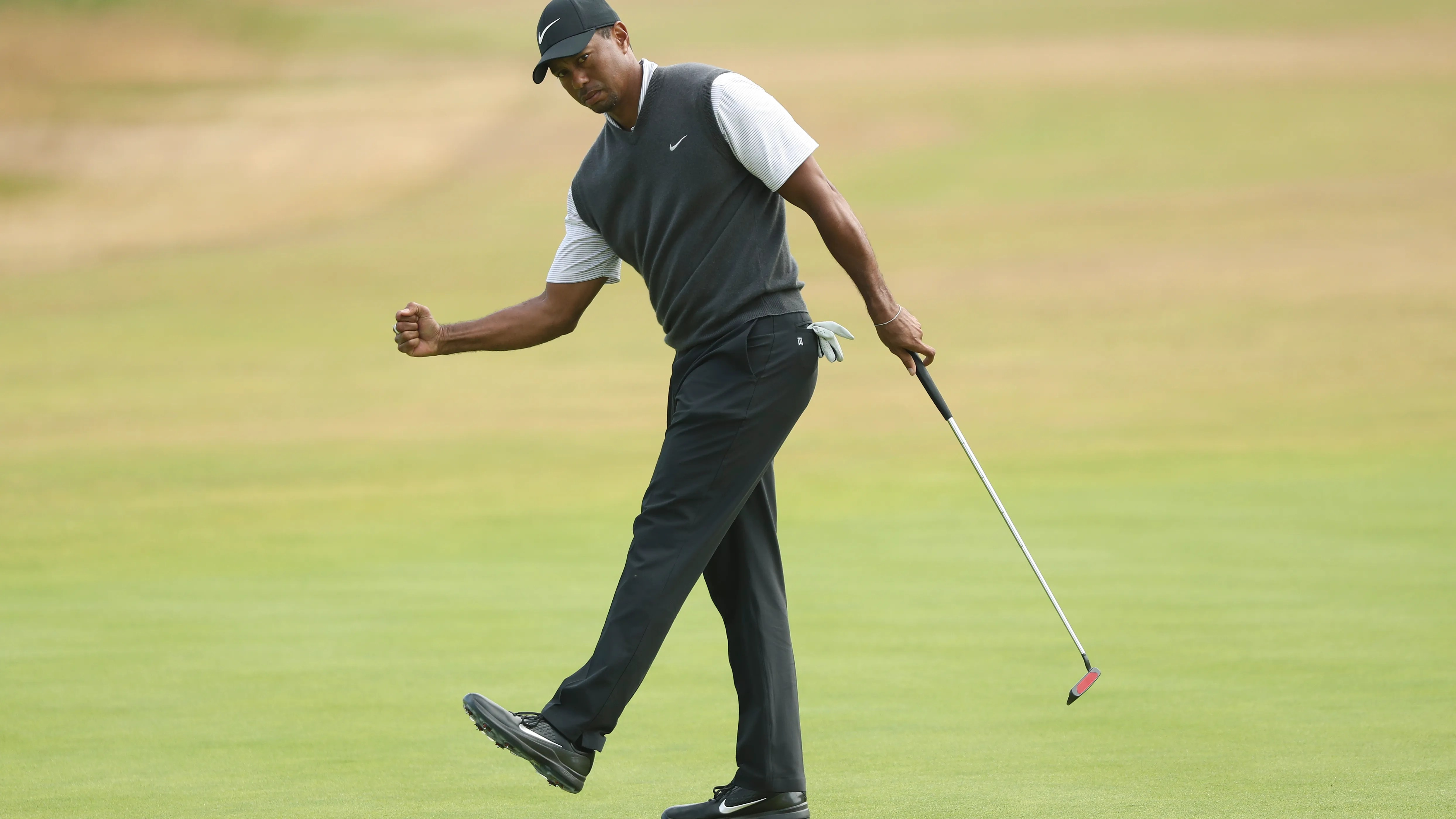 tiger woods british open 2018 pay