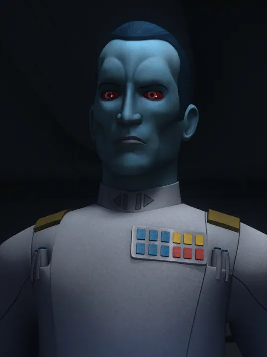 Fall Cartoon Wallpaper Thrawn To Make Grand Appearance In Star Wars Rebels