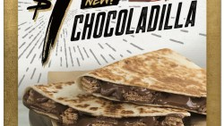 High Taco Bell Testing Out Scary Kit Kat Quesadilla Concoction Kit Kat Quesadilla Near Me Kit Kat Stuffed Quesadilla