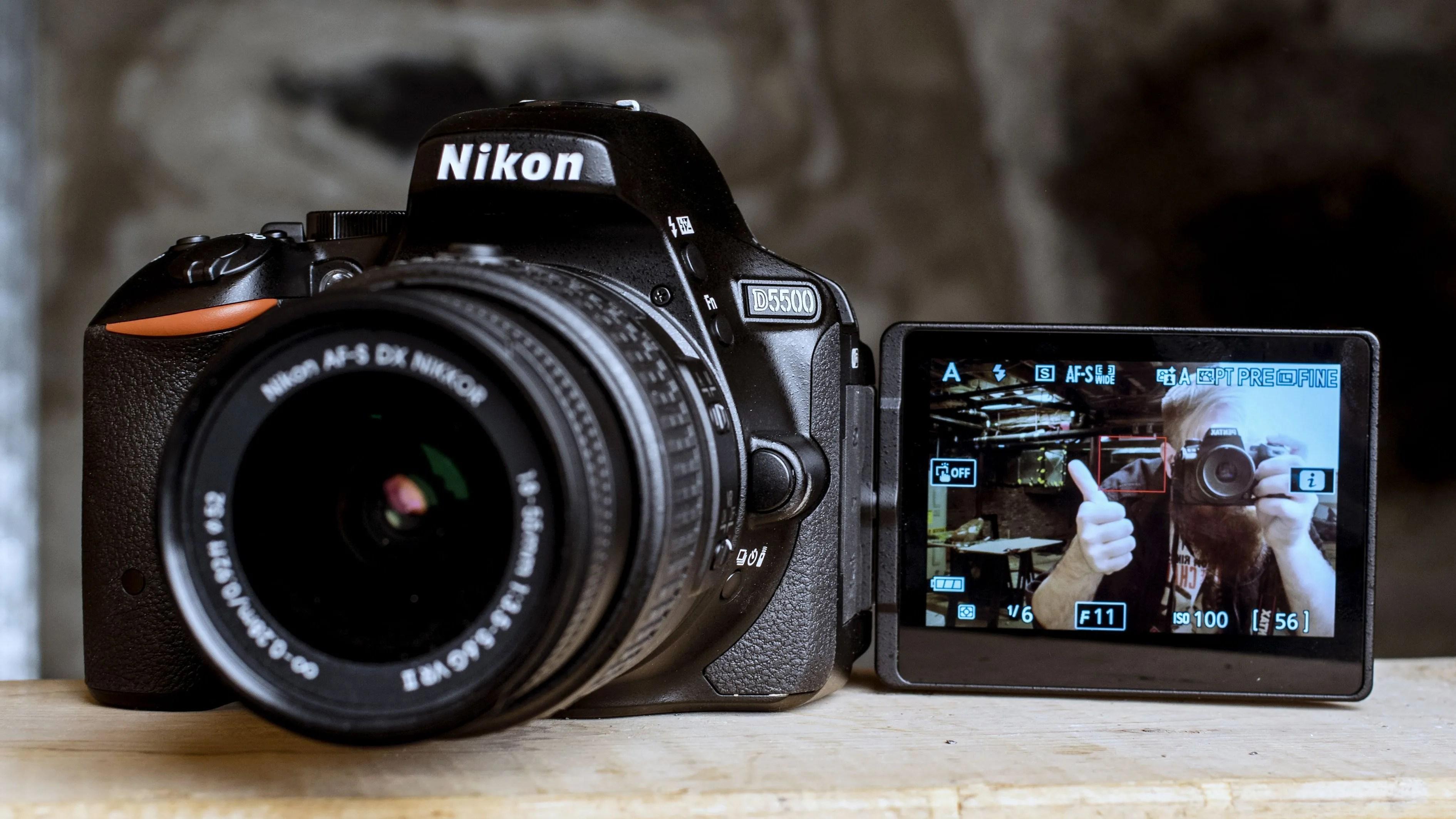 Fullsize Of Nikon D5500 Vs D5600