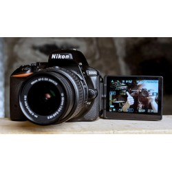 Small Crop Of Nikon D5500 Vs D5600