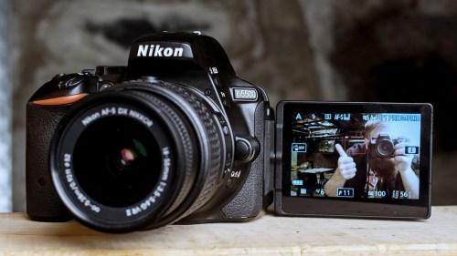 Medium Of Nikon D5500 Vs D5600