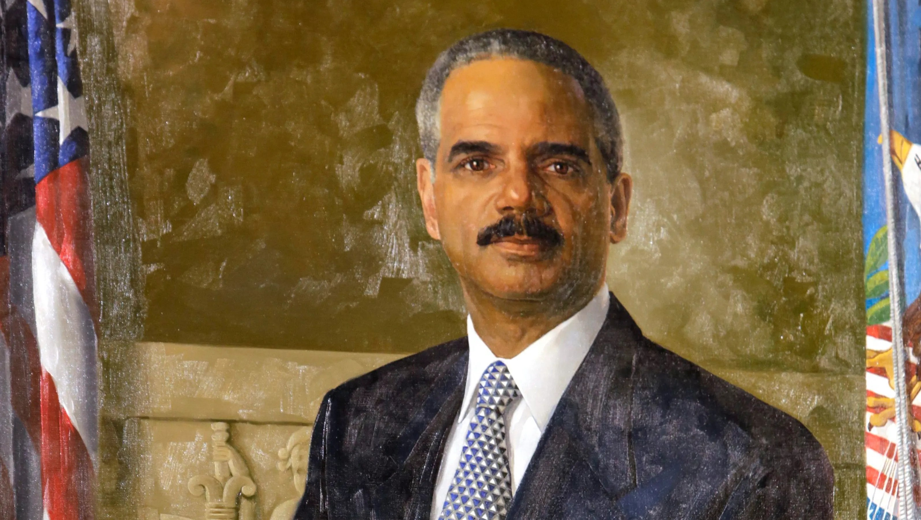 Holder says goodbye to being attorney general