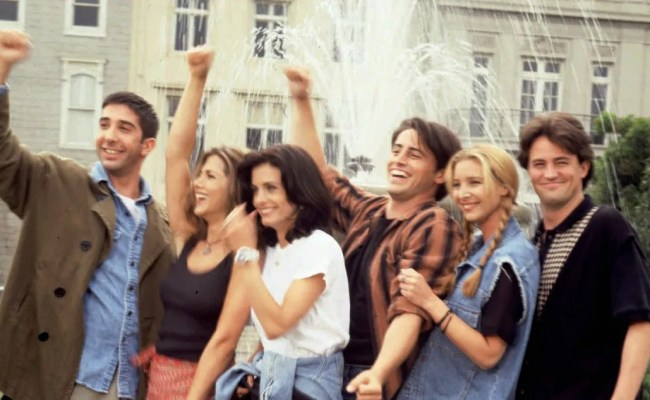 See The First Photo Of Your Friends Reunited At Nbc S