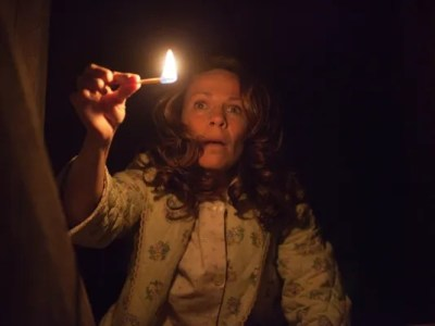 story, 'The Conjuring,' which is said to be based on a true story ...