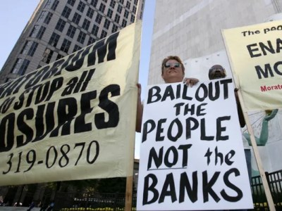 Stricter big bank rule hopes to prevent bailouts