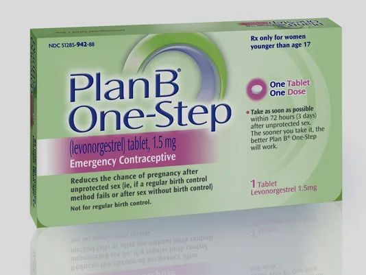 birth control plan b pill