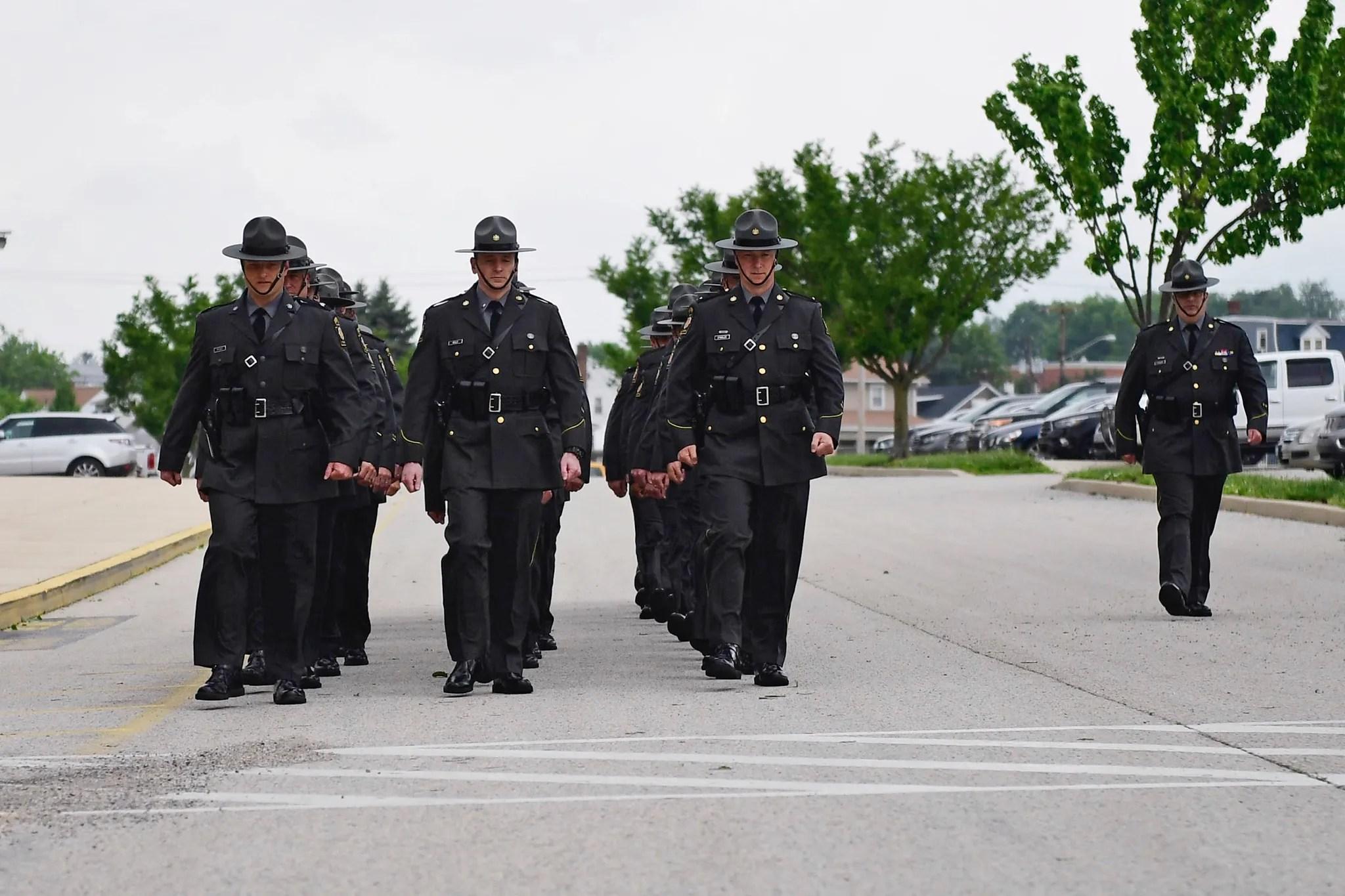 Officer Daily Log