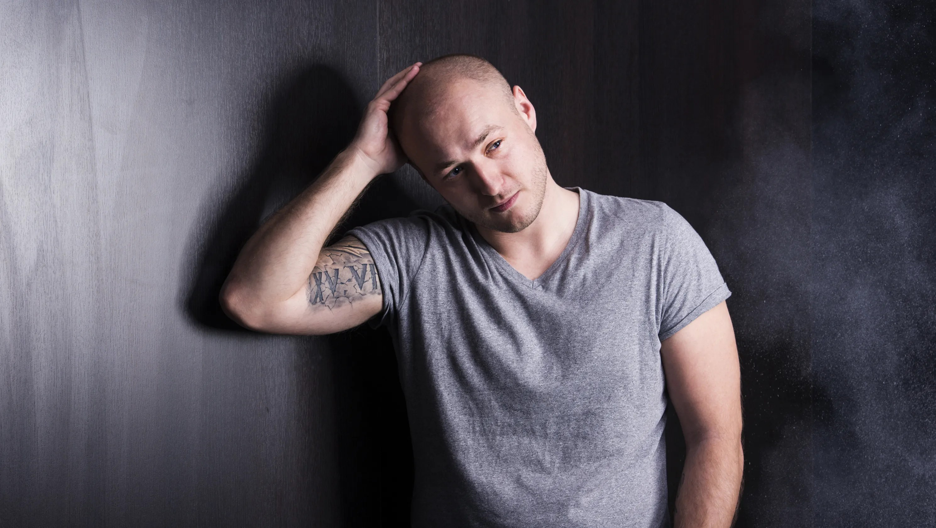 Bald Men Appear More Dominant Study Says