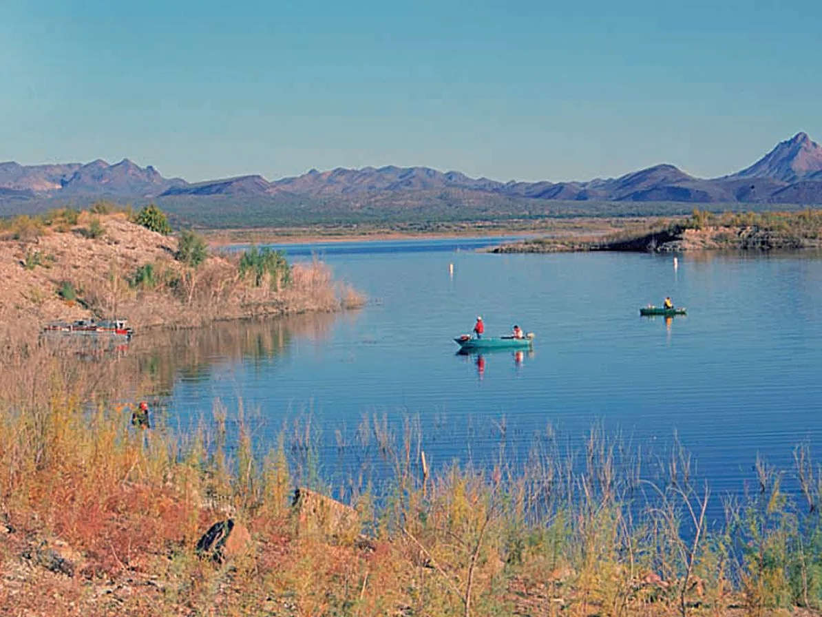 Ducey Administration Won39t Release Records On Parks Dir