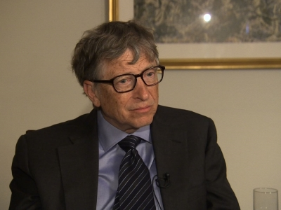 Bill Gates 'disappointed' in reports he sides with FBI in Apple case