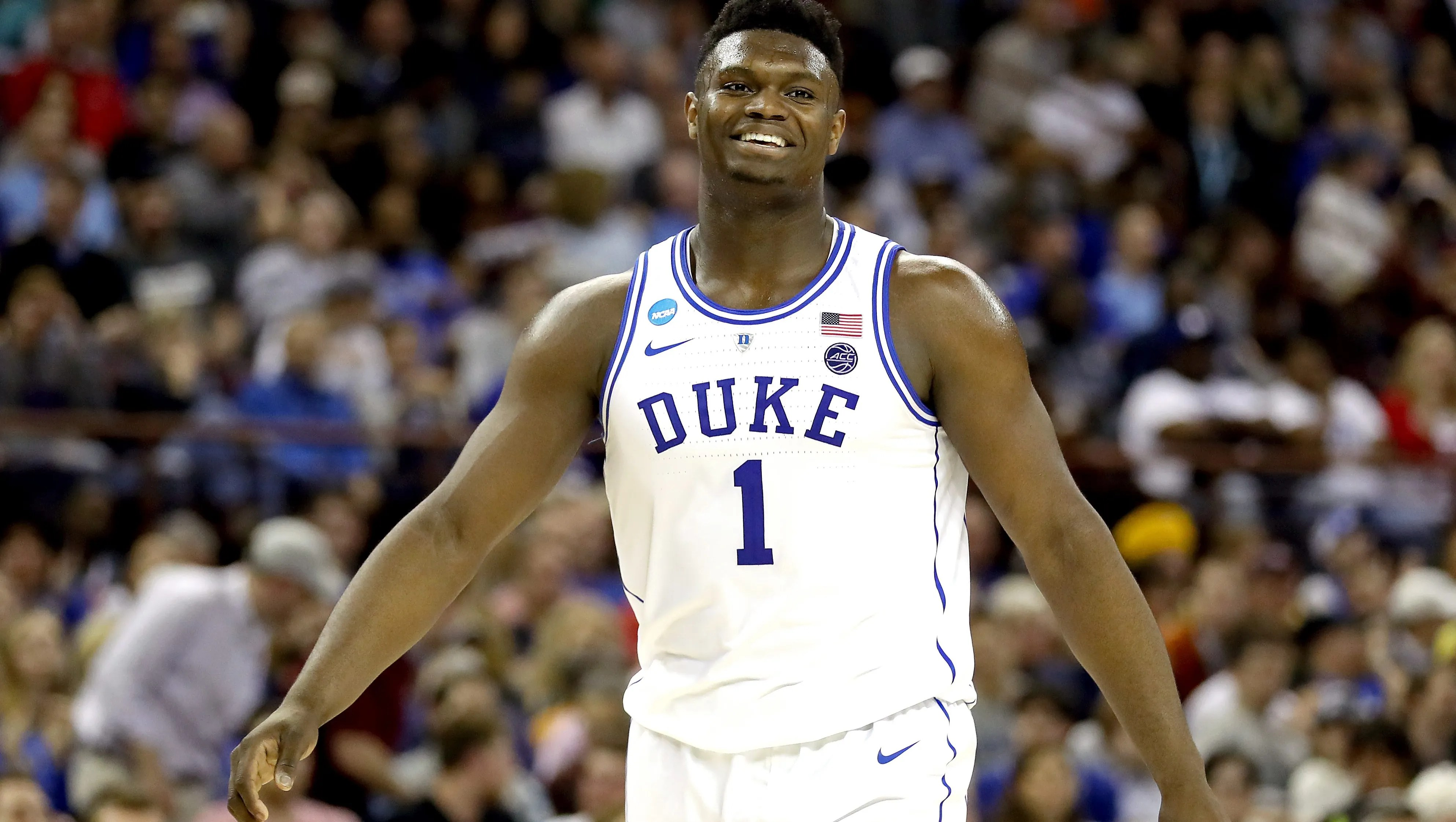 Nba Draft Lottery Zion Williamson To The Memphis Grizzlies