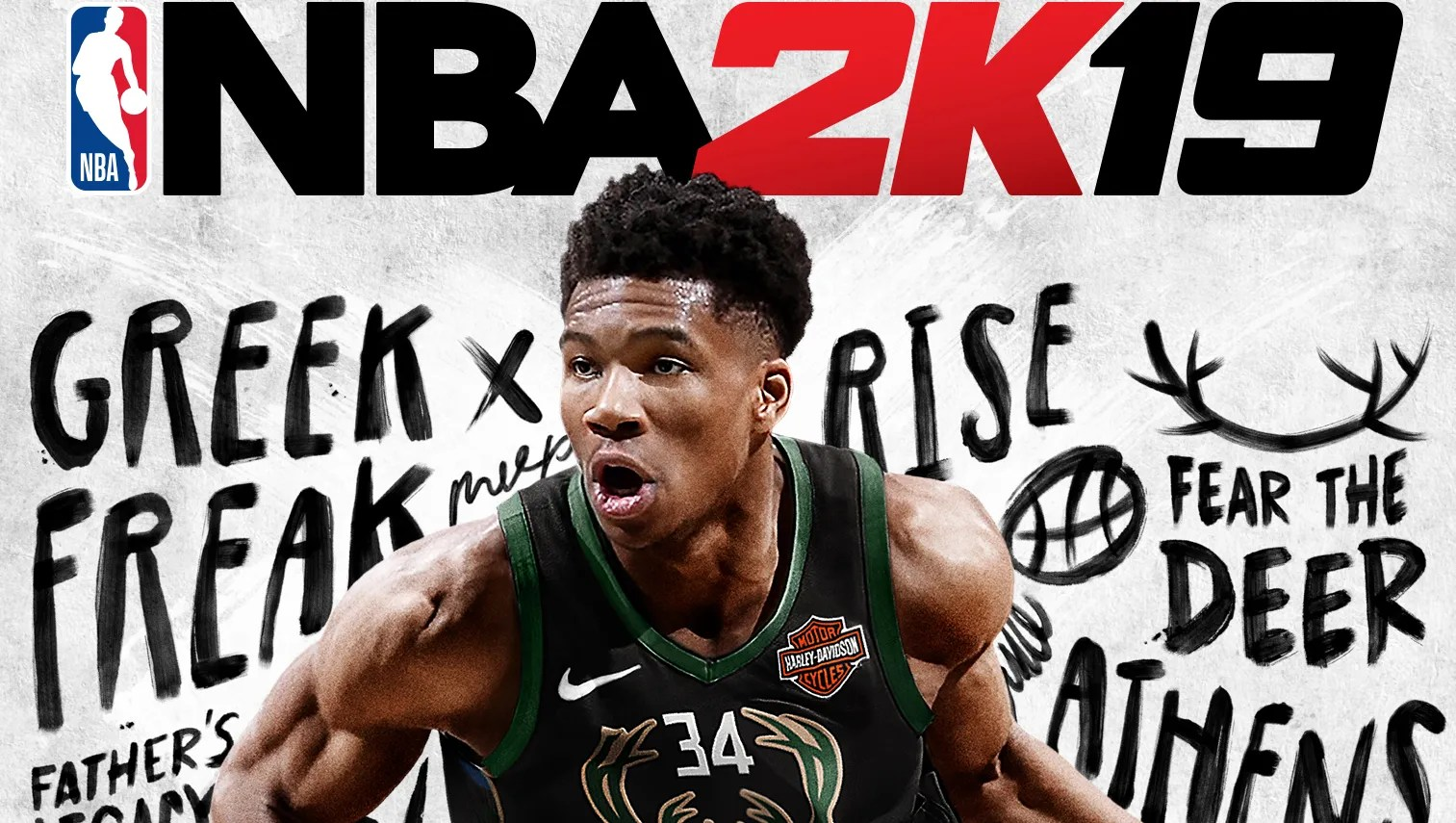 Giannis Antetokounmpo unveiled as NBA 2K19 cover star