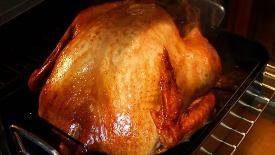 Fullsize Of Cook Turkey Upside Down