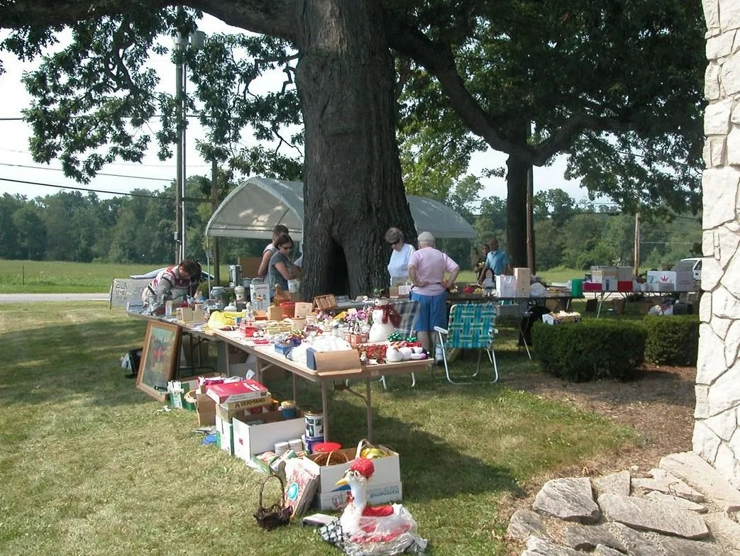 Dates Set For Lincoln Highway Yard Sales