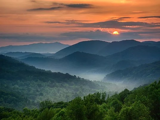 Smoky Mountains Fall Wallpaper Great Smoky Mountains National Park 10 Tips For Your Visit