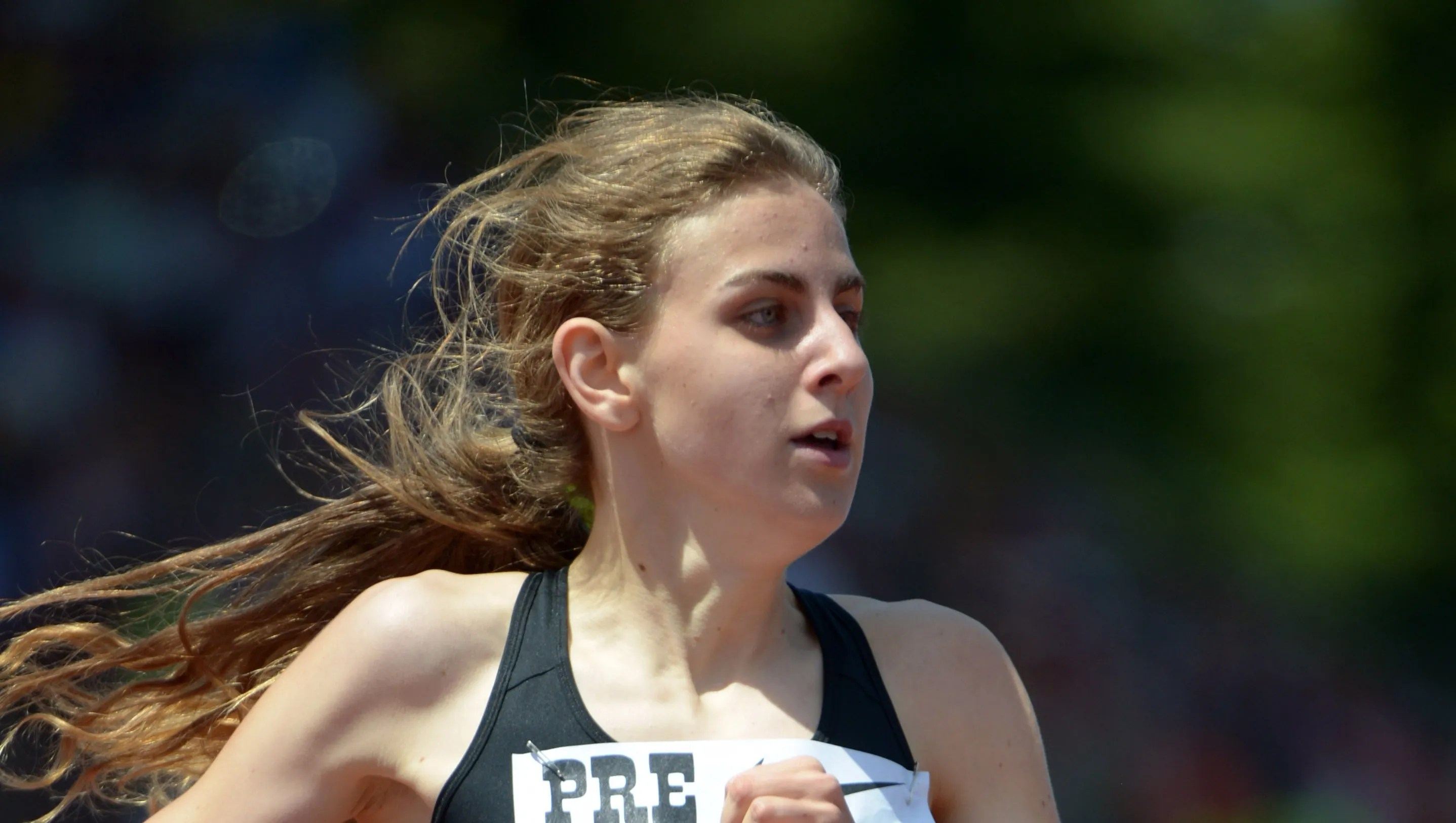 Mary Cain Sets High School Record In 800 At Prefontaine