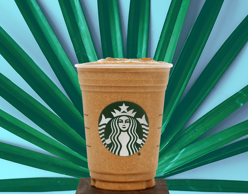 Starbucks Debuts Its First Plant Based Protein Coffee