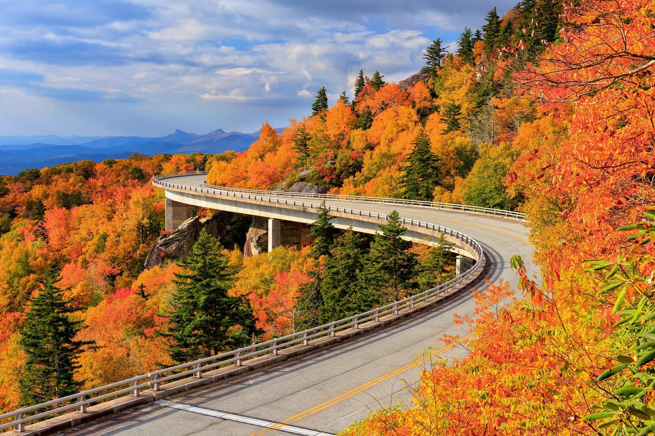 American Wallpaper Fall River Ma Blue Ridge Parkway Beautiful Views Of America S Favorite