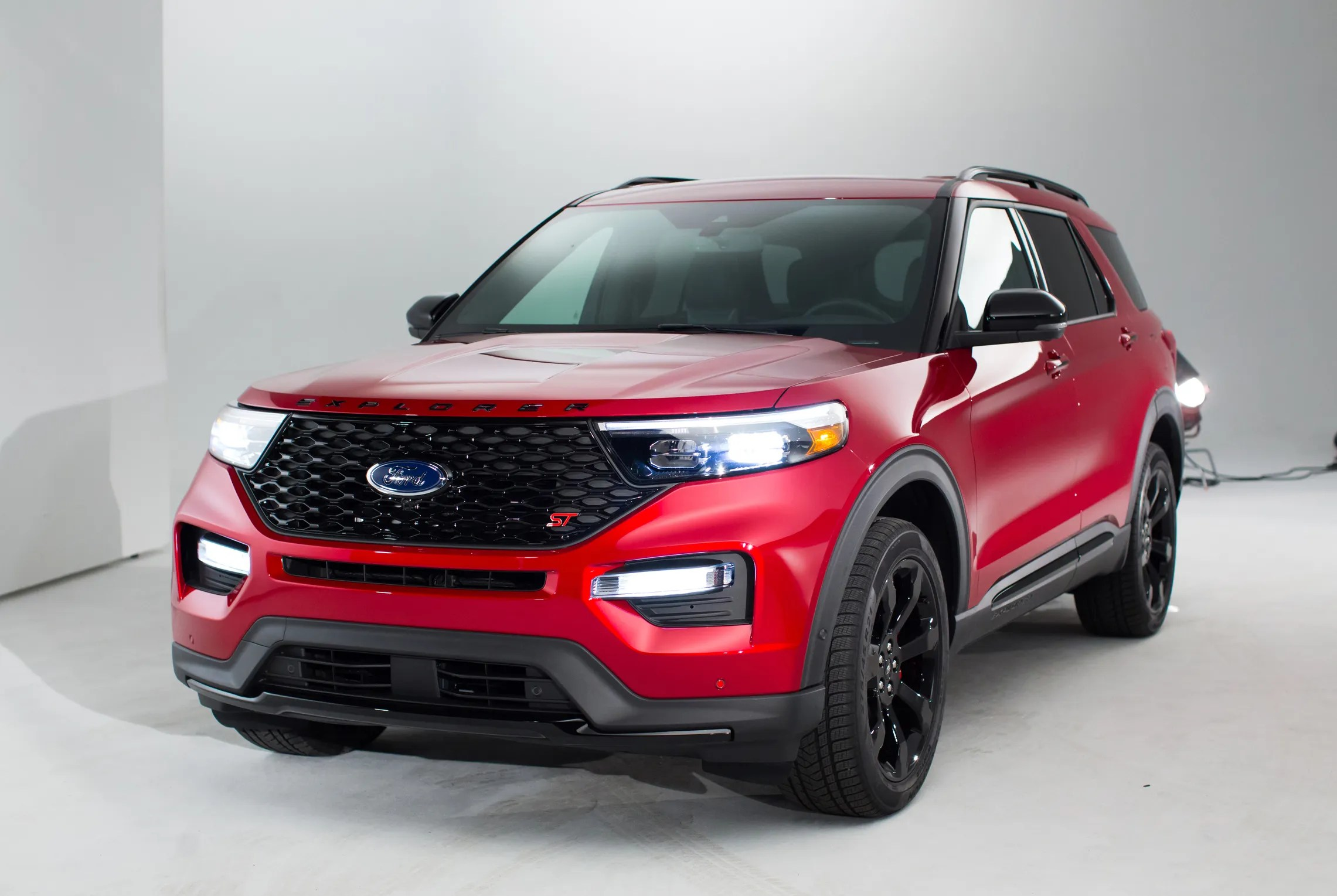 ford latest models 2020