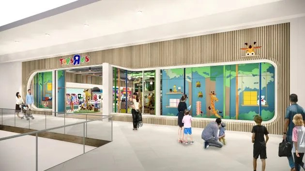 Toys R Us To Open Two Stores And Partner With Retailer