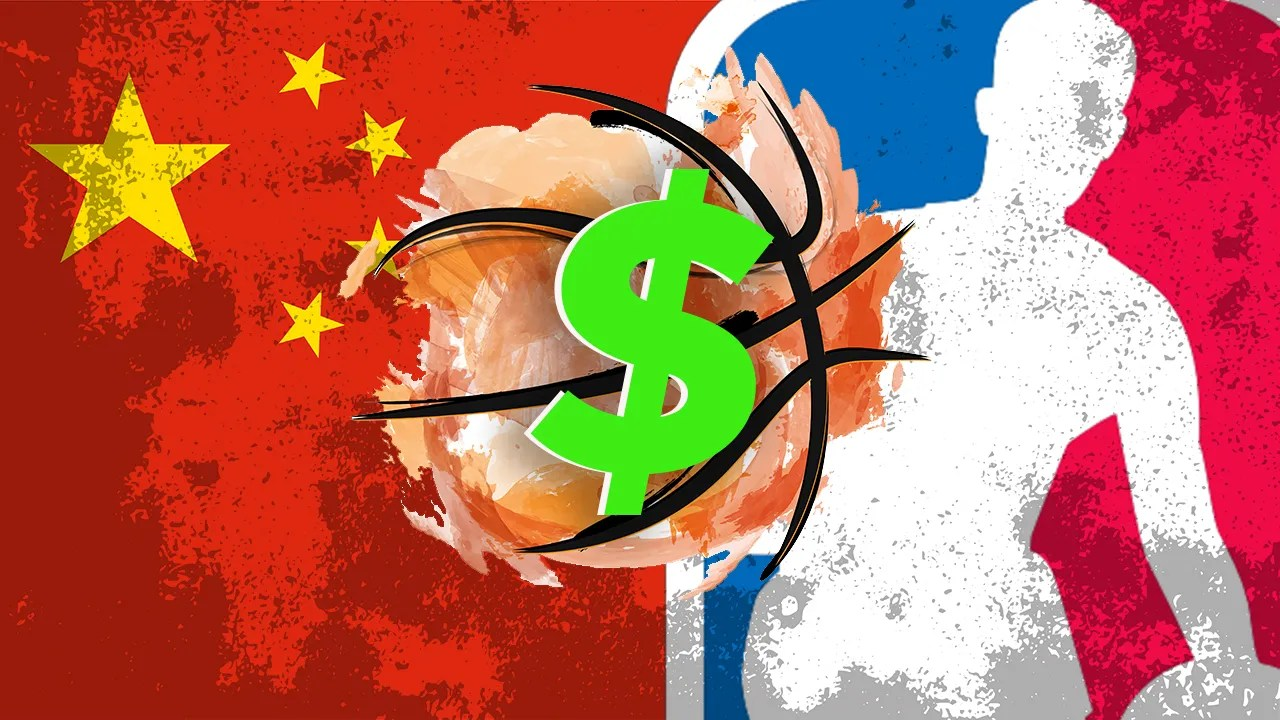 Business Will Be The Unifier For Nba And China
