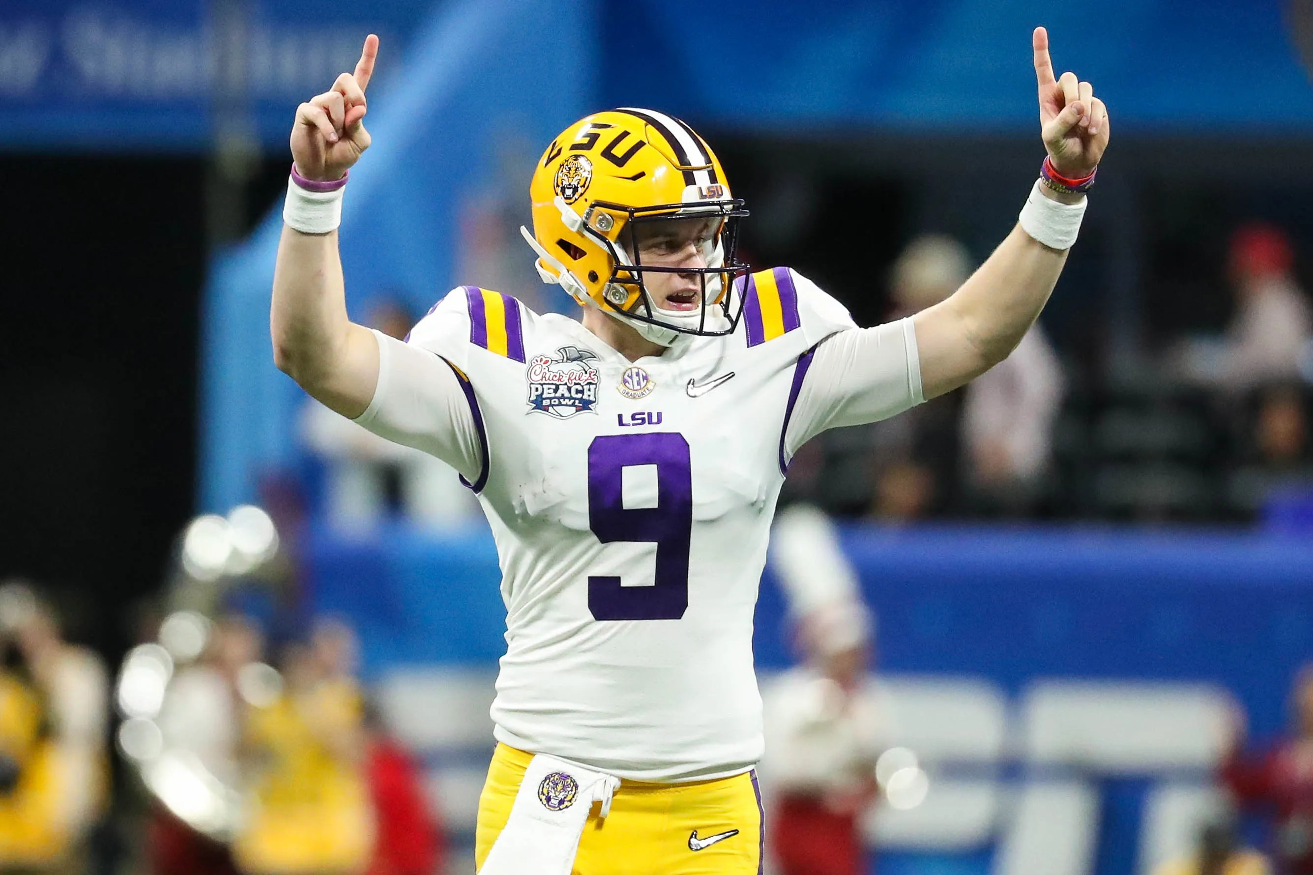 Lsu Football Can Clemson Or Anyone Stop The Tigers No
