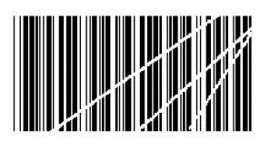 wrinkled barcode