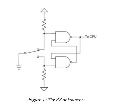 Debouncing, hardware and software, part 2