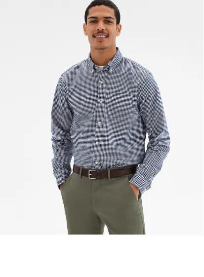Men\u0027s Button Downs  Shirts Gap