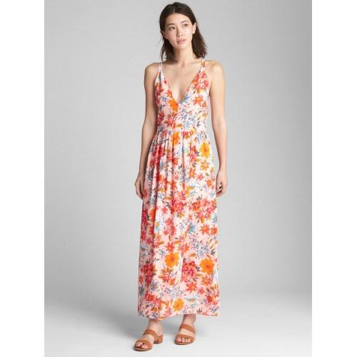 Medium Crop Of V Neck Dress
